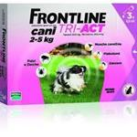 FRONTLINE TRI-ACT SPOT-ON CANI 2-5KG  3PX0,5ML