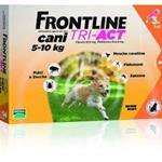 FRONTLINE TRI-ACT SPOT-ON CANI 5-10KG  3PX1ML