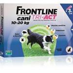 FRONTLINE TRI-ACT SPOT-ON CANI 12-20KG  3PX2ML