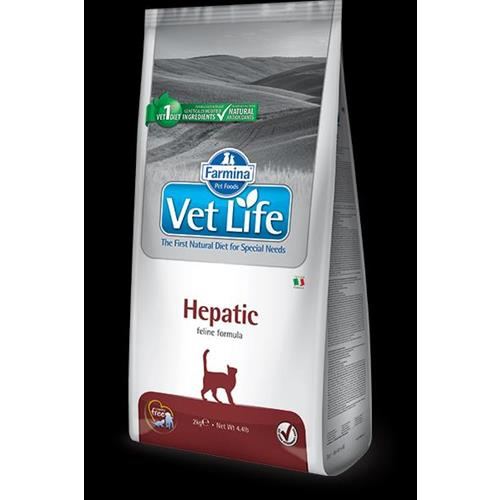 FARMINA VET LIFE NATURAL DIET HEPATIC 2KG