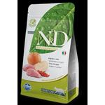 N&D GRAIN FREE ADULT CINGHIALE E MELA 1,5KG