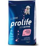 PROLIFE DOG Sensitive Puppy Lamb & Rice - Medium/Large 10KG